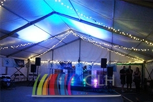 marquee-lighting-hire-pembrokeshire